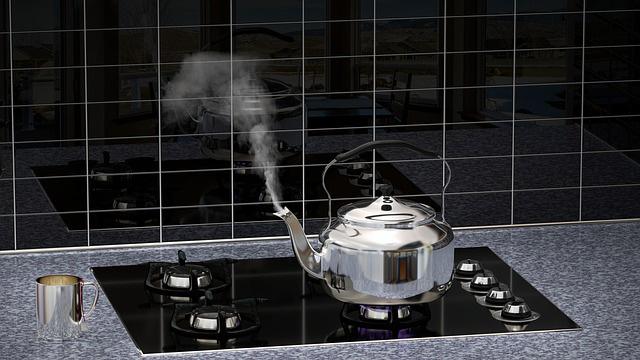 短時間の煮沸では発ガン性物質が増える