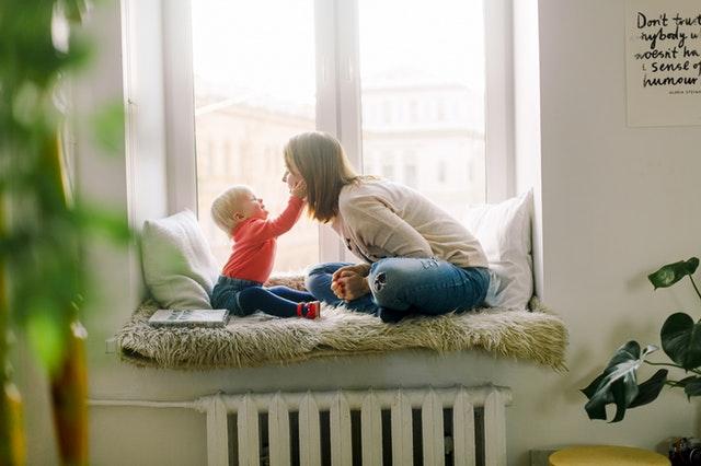 トリハロメタンの危険から赤ちゃんを守ることができる