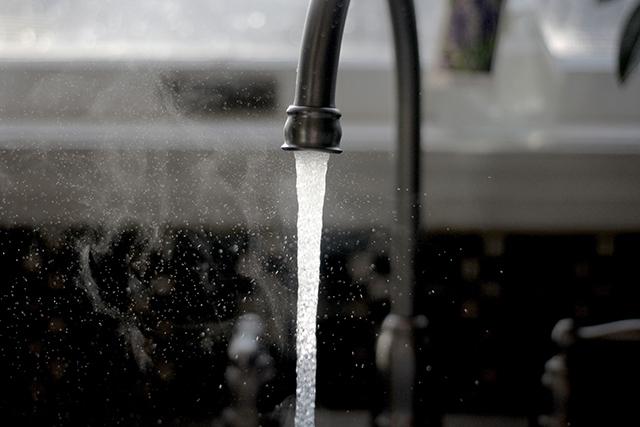 地域による水質の差